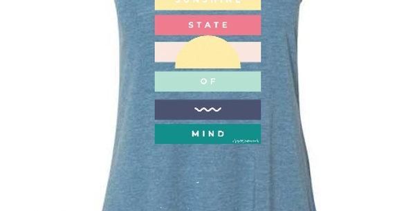 Sunshine State of Mind Racerback Tank