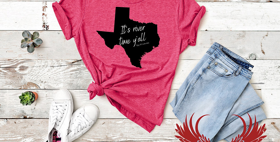 It's River Time Y'all Tee