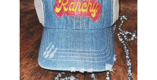 Ranchy Ball Cap
