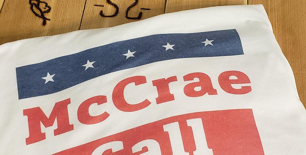 McCrae | Call 2020 Tee