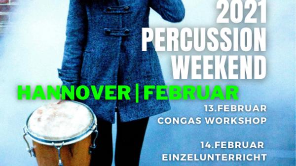 Hannover | Januar | Congas Workshop