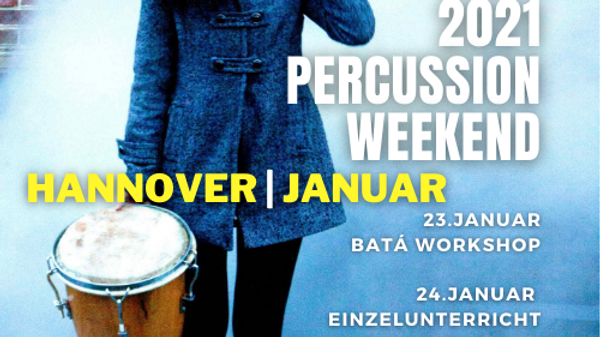 Hannover | Januar | Batá Workshop