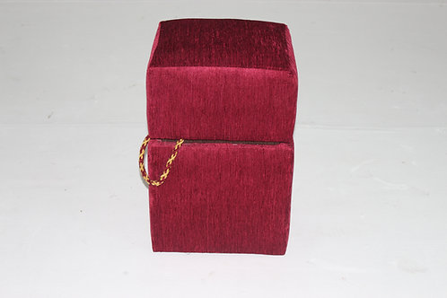 Wine Pouffe With Easy Carry About Handle