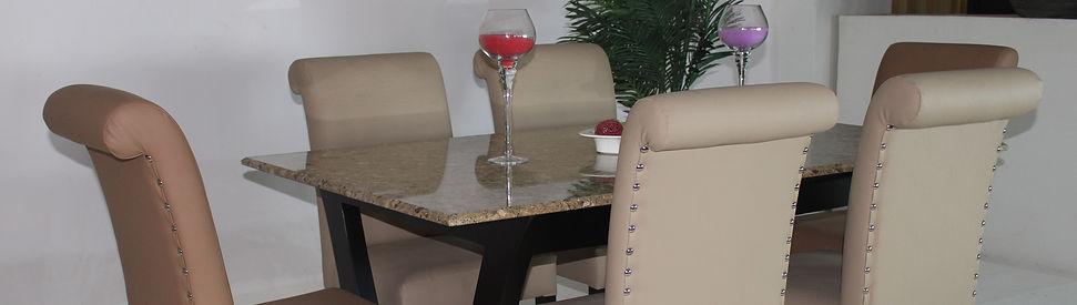 Selena dining set