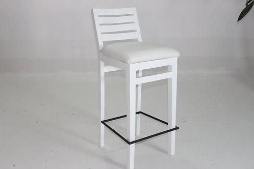 WHITE BAR CHAIR 1006