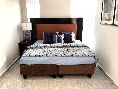 Luna Bed Frame 6x6