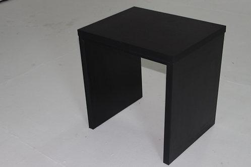 BLACK SIDE TABLE 1005