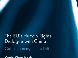 The EU's Human Rights Dialogue with China: Quiet Diplomacy and its Limits