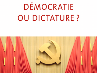 Demain la Chine : Démocratie ou Dictature? - (China Tomorrow: Democracy or Dictatorship?)-