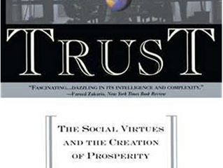 Trustt: The Social Virtues and The Creation of Prosperity
