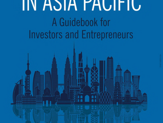 Angel Financing in Asia Pacific.                  A Guide Book for Investors and Entrepeneurs