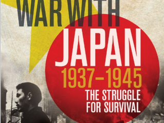 China´s War with Japan 1937-1945. The Struggle for Survival.