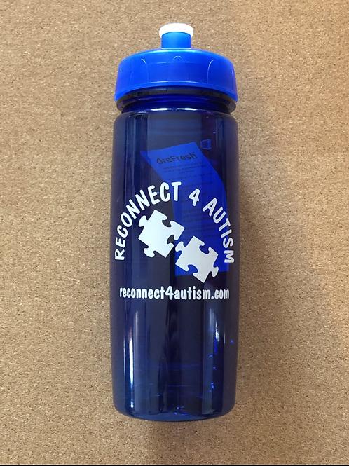 Reconnect 4 Autism Sport Bottle