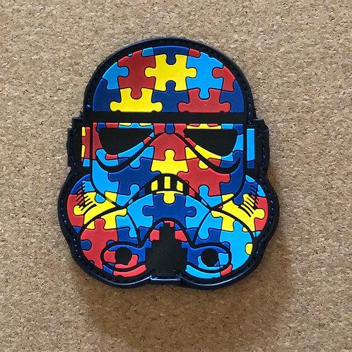 Autism Trooper Patch Patch