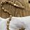 Thumbnail: Detachable Halter Top Strap - Semi-Precious Jasper Gemstones