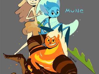 2D Mune