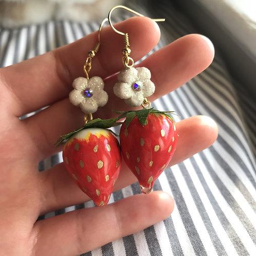 Blossom & Berry Earring