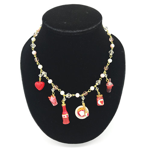 Sweetheart Charm Necklace (Made to Order)