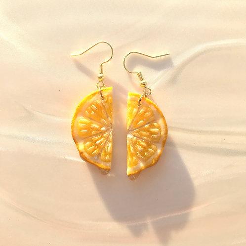 Lemon Earrings [PRE ORDER]