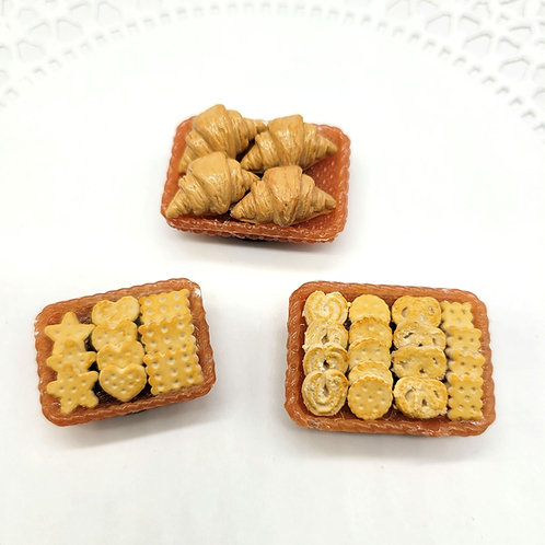 Mini Tray (Magnet, Pin or Dollhouse Item) Made-to-Order