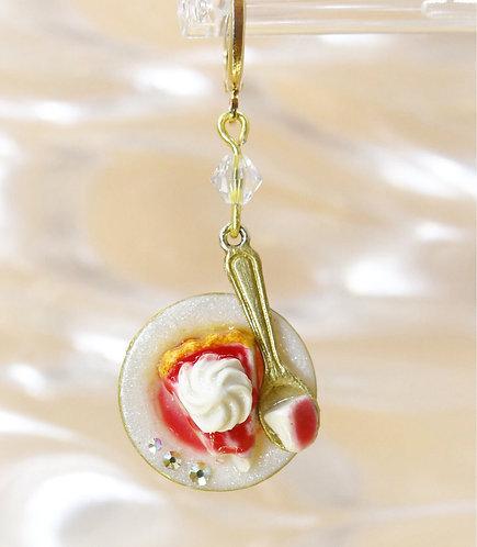 Cheesecake Earring
