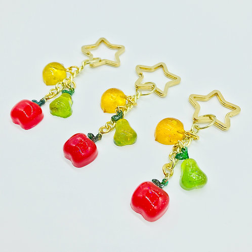Fruit Candy Keychain