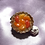 Thumbnail: Citrus Tart Hair Clip