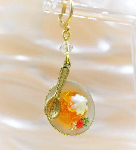 Citrus Jelly Earring