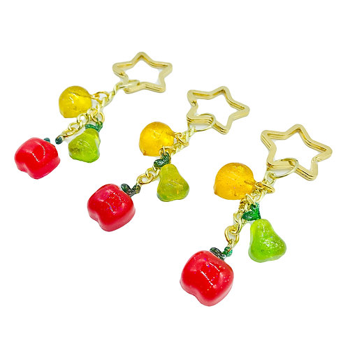 Fruit Candy Keychain (Made to Order)