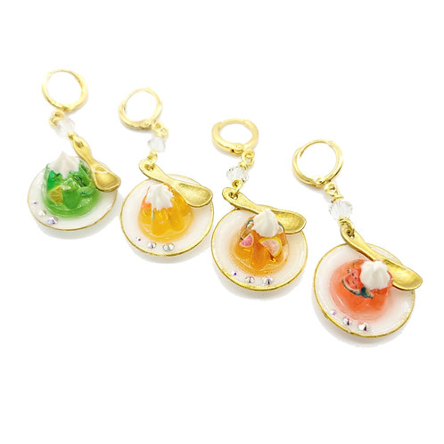 Jelly Earring (Made to Order)