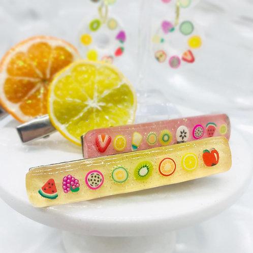 Fruit Jelly Clip