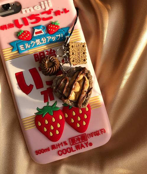 Choco Banana Charm (Made-to-Order)