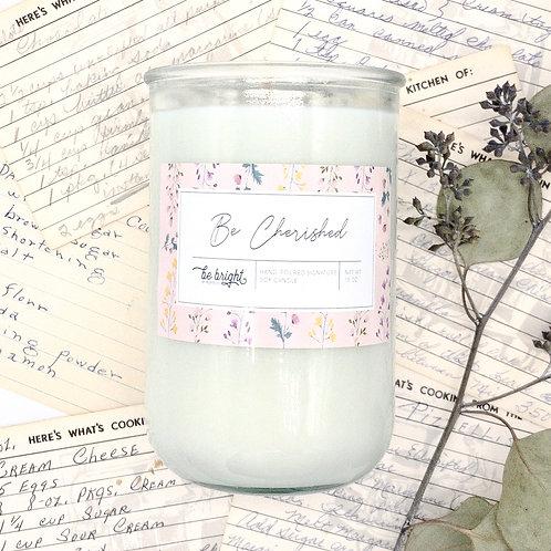 Be Cherished | 13 oz Signature Candle