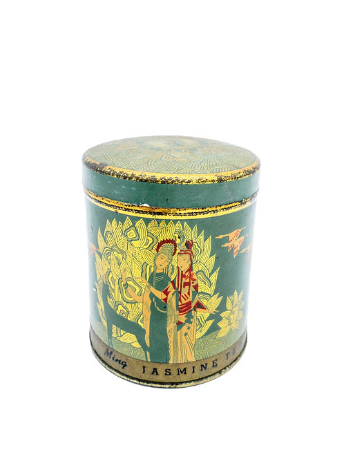 Golden Jasmine | Vintage Vessel Candle