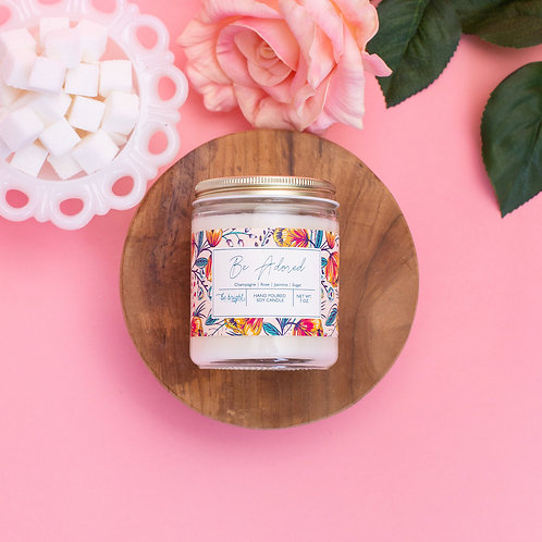 Be Adored | 7oz. Soy Candle