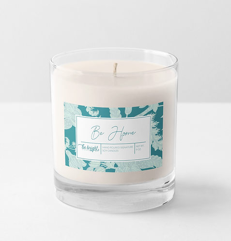 Be Home | 9 oz Signature Candle