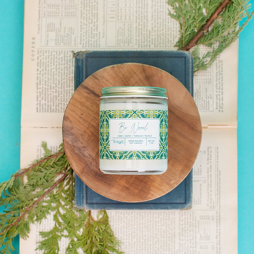 Be Novel | 7oz. Soy Candle