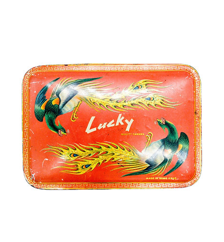 Lucky Lady | Vintage Vessel Candle