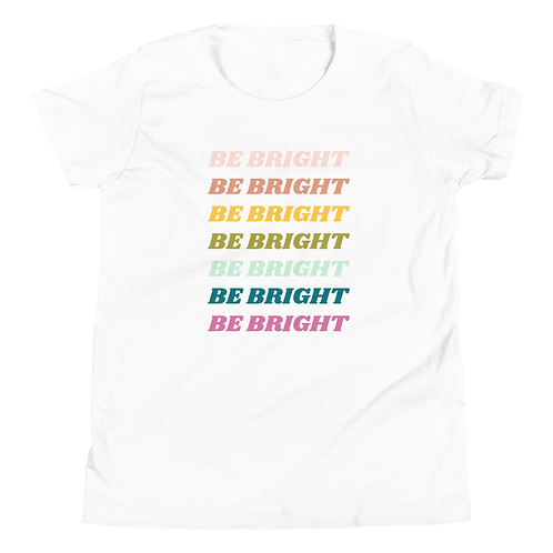Be Bright Youth T-Shirt