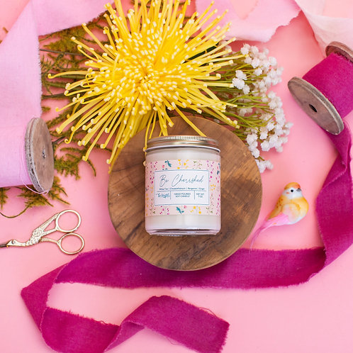Be Cherished | 7oz. Soy Candle