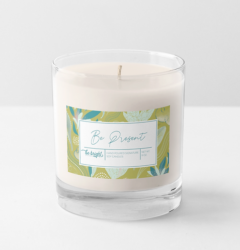 Be Present | 9 oz Signature Candle