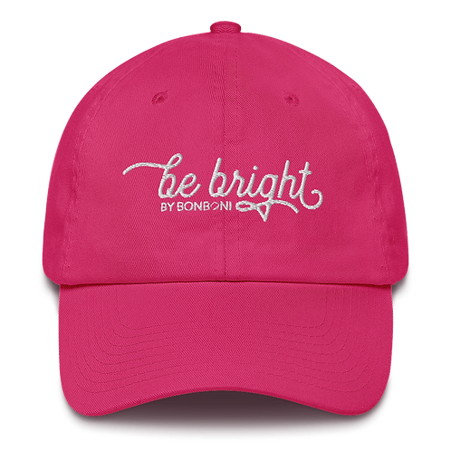 Be Bright Hat- Pink