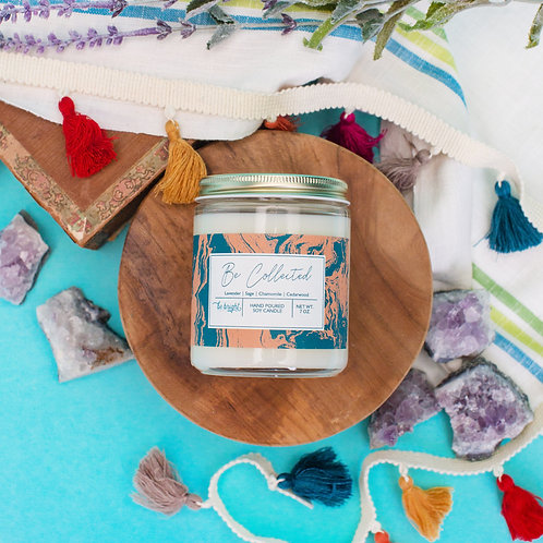 Be Collected | 7oz. Soy Candle