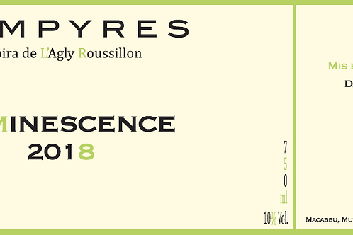 Domaine des Lampyres - Luminescence 2019