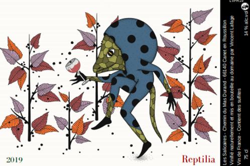Les Salicaires - Reptilia 2019