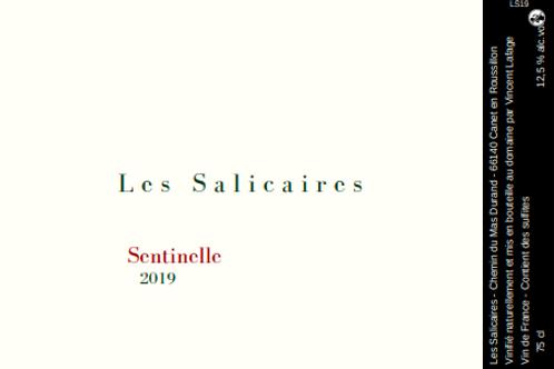 Les Salicaires - Les sentinelles 2019
