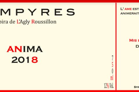 Domaine des Lampyres - Anima 2018