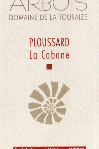 Domaine de la Touraize  - Arbois Ploussard « la cabane » 2019