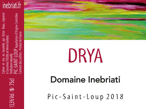 Domaine Inebriati - Drya 2018