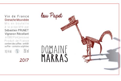 Domaine de Marras - Lou Papet 2017